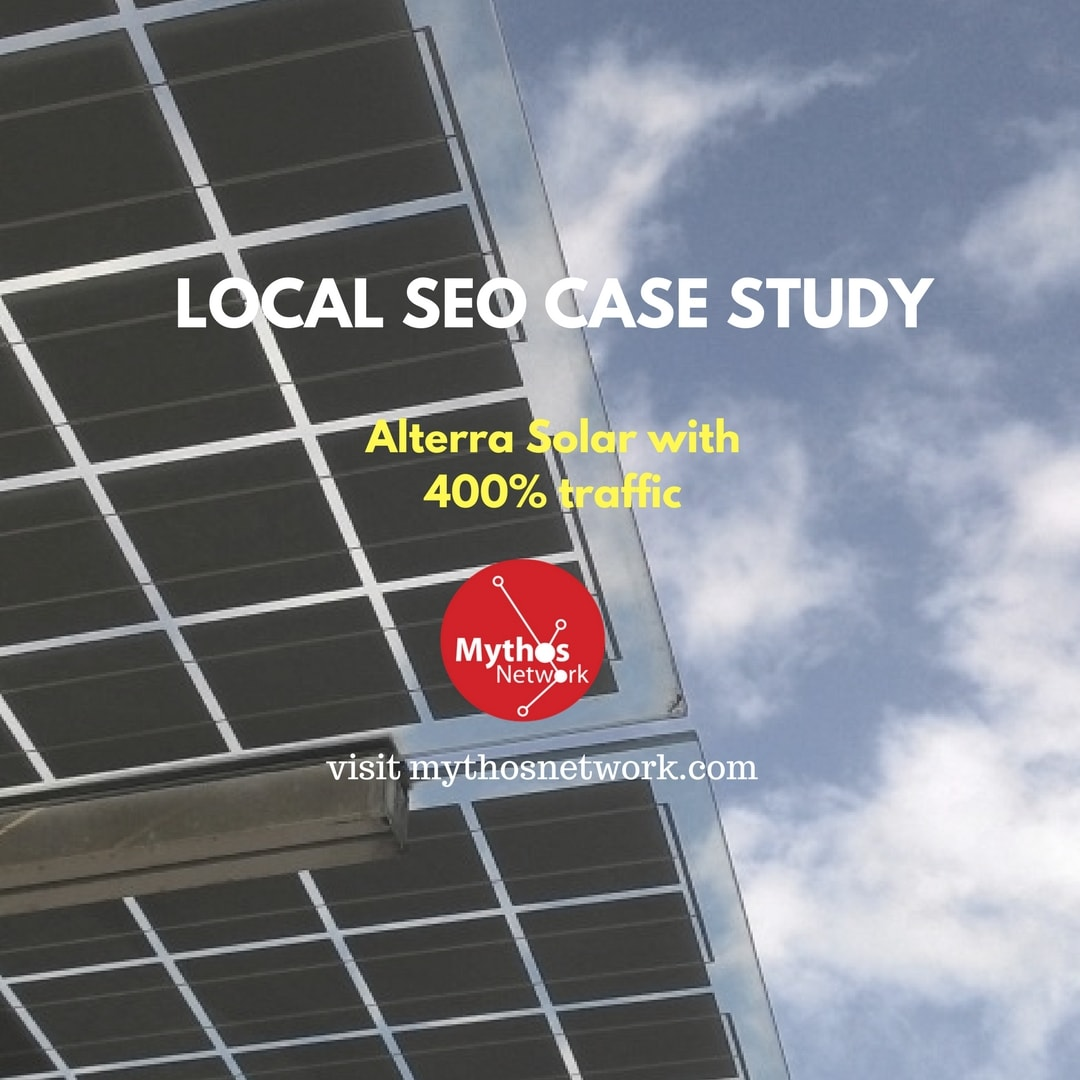 Allterra Solar Local SEO Case Study Local SEO Image
